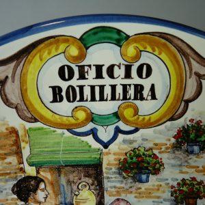 Oficio Cerámica Bolillera