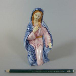 Figura de Cerámica Belen Virgen Maria