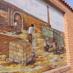 Murales de Cerámica Jornet