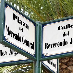Póster de Calle Bandolera Cuádruple